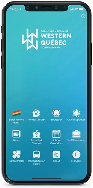 WesternQC app
