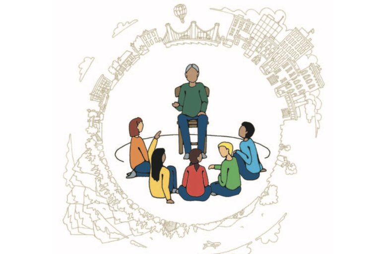 The Learning Circle Book Cover