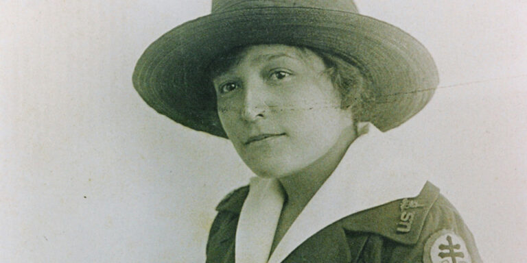 Edith Monture was the first Indigenous woman to become a registered nurse in Canada and to gain the right to vote in a Canadian federal election.