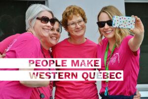 Click/Tap to visit peoplemake.westernquebec.ca