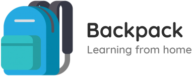 Backpack - Learning from home